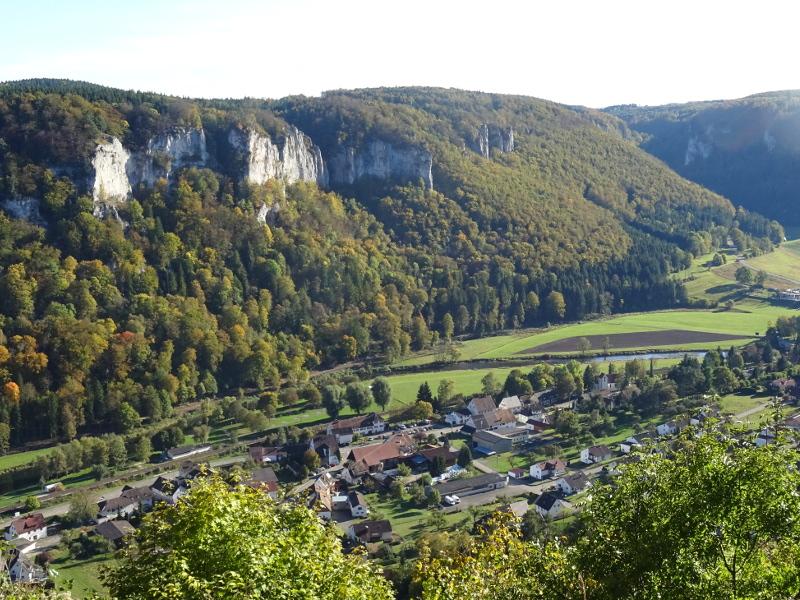 Hausen im Donautal