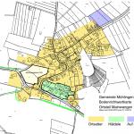 Baulandrichtwertkarte Mainwangen