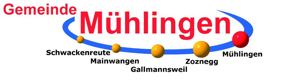 Gemeinde Mühlingen Logo